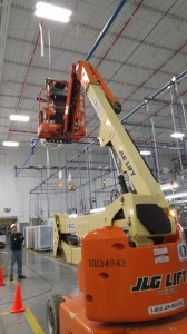 Aerial Man lift. Mann Wireless has extensive expertise developing and implementing manufacturing wireless systems with DAS, BDA and repeater technologies.