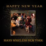 Mann Wireless New York Branch Holiday Greetings